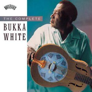 The Blues Poetry Of Bukka White