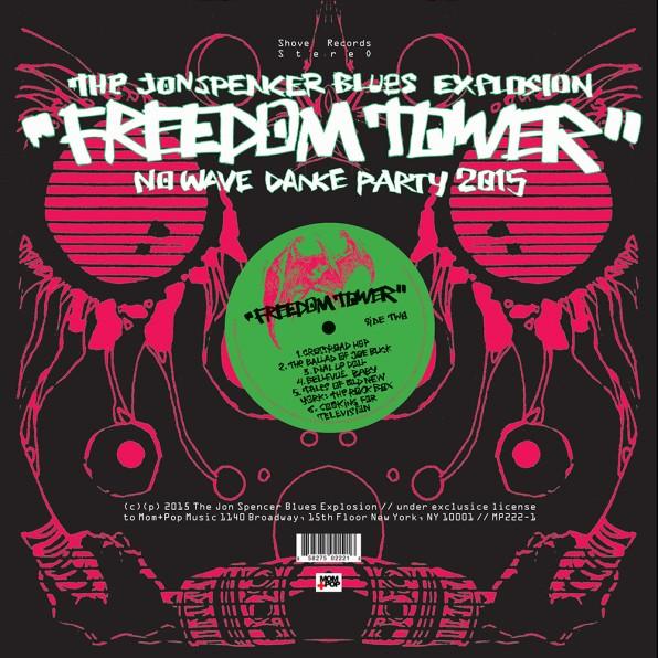 Jon Spencer Blues Explosion announce new album – read the press release here – it's genius
