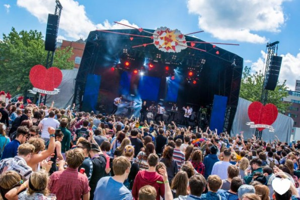 Bristol city centre party Love Saves The Day announces their line-up for 2015