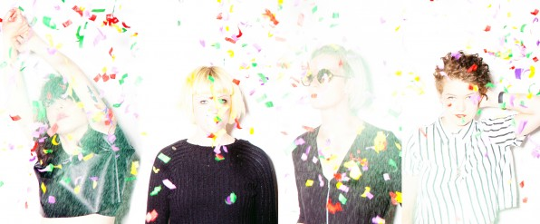 PINS Have Readied An EP For Cassette Store Day – Stream Title Track 'come Back' Now