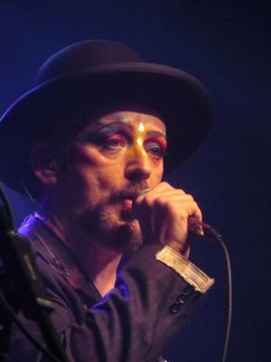 Boy George: Ritz, Manchester – live review