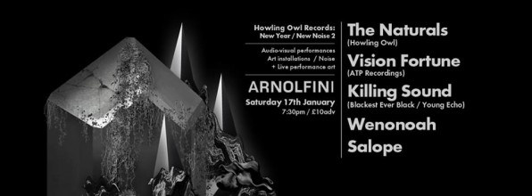 Howling Owl Records Takeover Arnolfini Art Gallery This Saturday