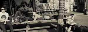 Vlasta Popic : Ment Festival : Ljubljana : live review : 'feral garage thrills'