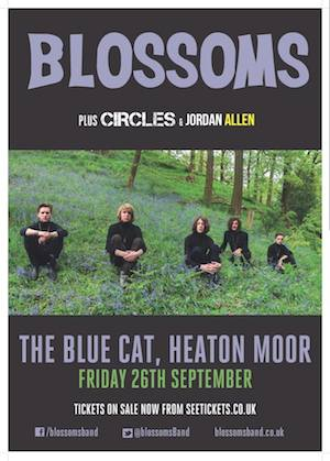 Blossoms: Blue Cat, Heaton Moor – live review