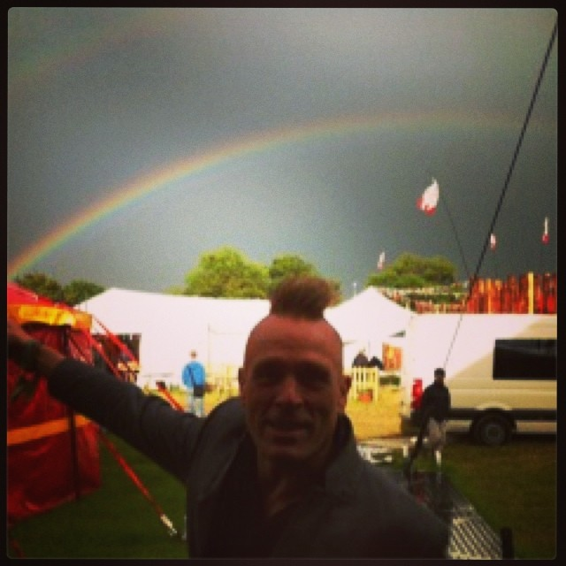 10 reasons why this was the best Glastonbury ever (despite the mud!)