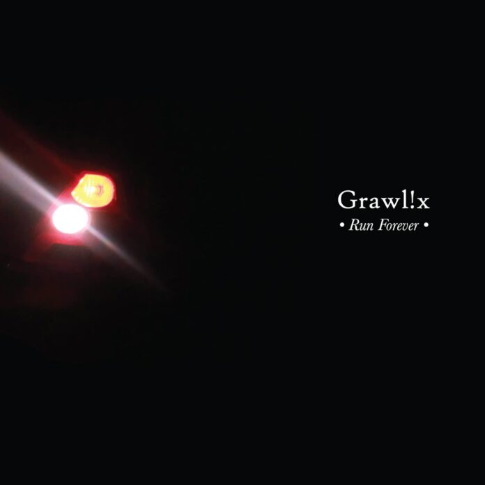 Grawl!x Run Forever cover