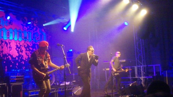 Year Zero w/ The Damned | TV Smith | The Beat: The Unity Works, Wakefield – live review