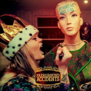 DOWNLOAD! Faerground Accidents new single out in Feb on Louder Than War Records