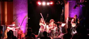 KAO:S : Tokyo : live review of Japanese band who brilliantly combine the old and the new