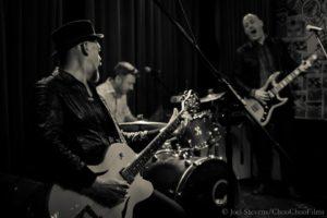Miraculous Mule: Blues Uzi – album review
