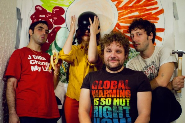 Watch This! New Video By Montreal Psych-Punk-Thrashers PyPy