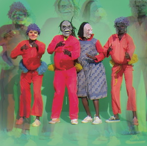Shangaan electro, an introduction to South African township electro dance