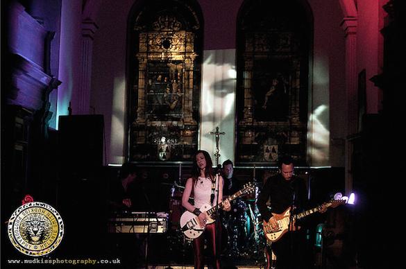 Chrysta Bell: Sacred Trinity Church, Salford – live review