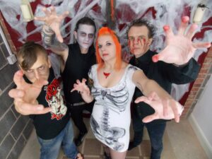 New Band Of The Day – Headstone Horrors