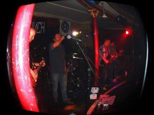 Anthrax Salisbury