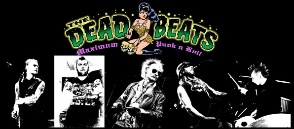 New Band of the Day: Dead Beats – punk / rock 'n' roll