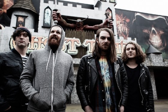 Pulled Apart By Horses Brew Their Own Ale And Release Acoustic Video