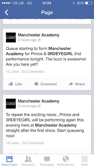Prince 2nd Show Doesn't Happen- Fans Not Happy But People Who Bought Tickets Get In Free Tonight