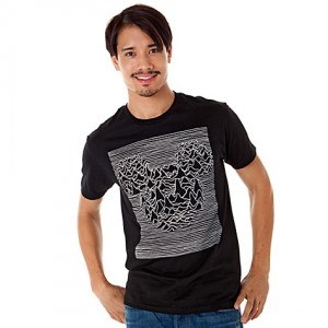Joy Division Micky Mouse T shirt