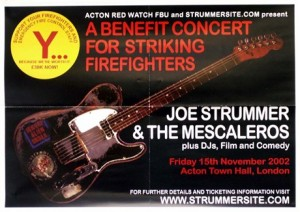 Mick & Joe in The Burning Of Acton Town Hall