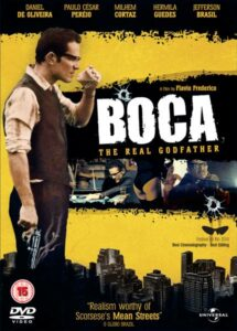 Boca – The Real Godfather – DVD review