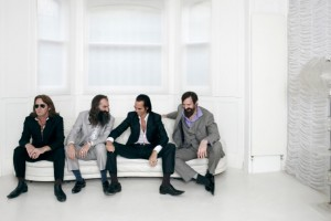 Grinderman release a remix album