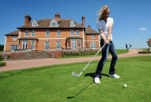 KK Downing plans to open a 63 room luxury hotel in his garden…