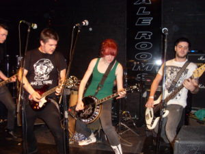 New band of the day – Roughneck Riot
