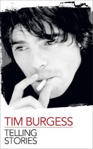Tim Burgess to release autobiography