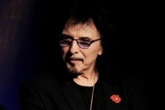 Black Sabbath have new songs and Tony Iommi is on the mend - Louder Than War | Louder Than War - Tony-Iommi