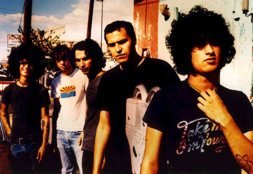 At The Drive In Reform- as exclusively revealed on here 3 weeks ago