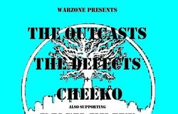 punk classic! The Outcasts/ The Defects live in Belfast