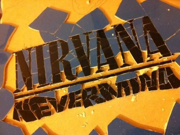 'Nevermind' – re-created…