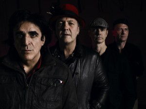 first new picture of the classic Killing Joke line up