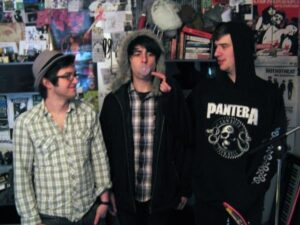 New band of the day: PAWS