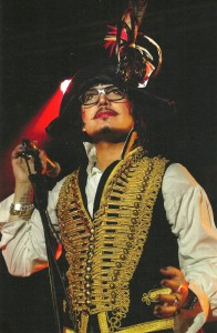 Adam Ant confirmed for Rewind Festival 2012…