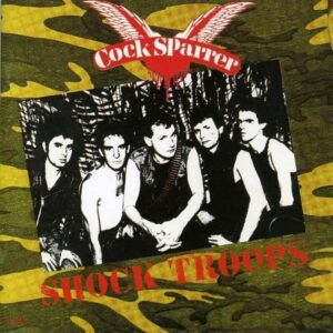 Revisited Album of the Day – Cock Sparrer 'Shock Troops'