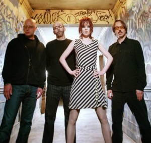 Garbage announce first new album for 7 years