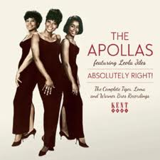 "The Apollas """" Absolutely Right! The Complete Tiger, Loma & Warner Bros Recordings"
