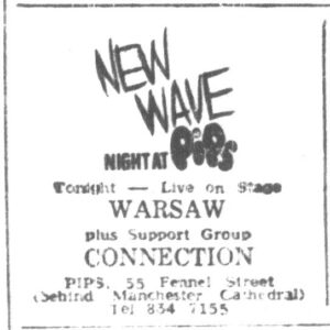 Warsaw at Pips