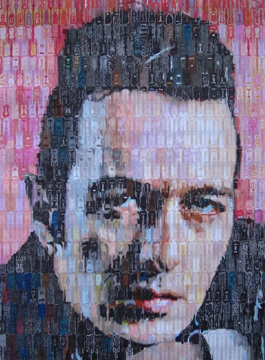 Joe Strummer by Punk Britannia Art