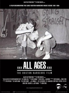 'xxx All Ages xxx – The Boston Hardcore Film' – Film premiere