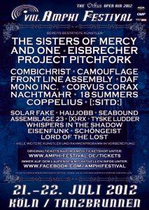 Deutsch Amerikanische Freundschaft – confirmed for Amphi Festival, Germany