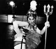 the real Jordan- the iconic queen of punk starring in Jubilee