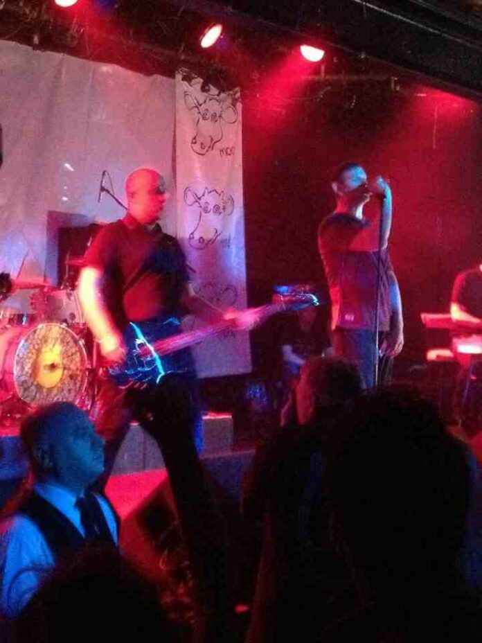 let the mooooosic do the talking! Inspiral Carpets live in Sheffield