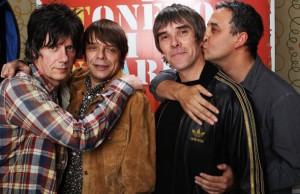 Stone Roses... all for one and one for all