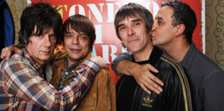 Stone Roses... from resurrection to redemption...