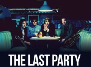 New band of the day: The Last Party in conversation
