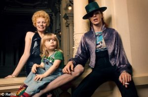 the family Glam...Angie Bowie talks of her life