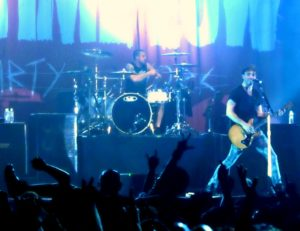 All Time Low bring the noise to Punkspring